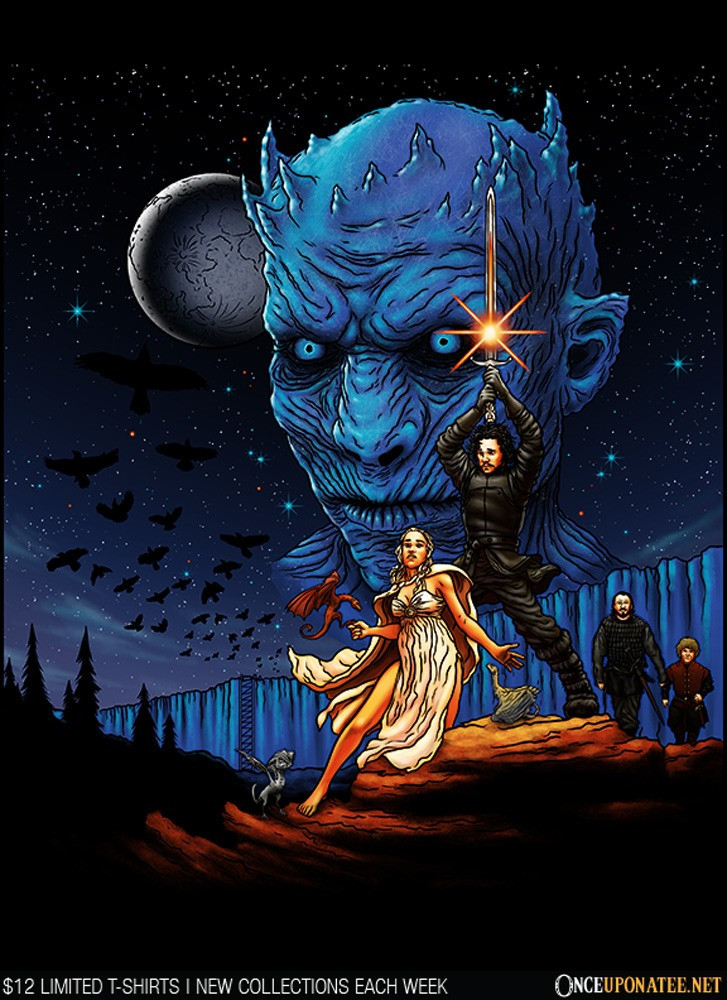 Once Upon a Tee: Throne Wars