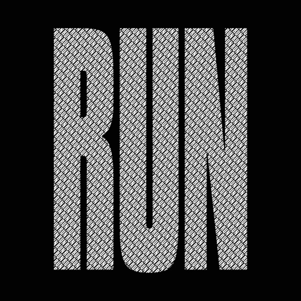 TeePublic: RUN! RUN! RUN! T-Shirt