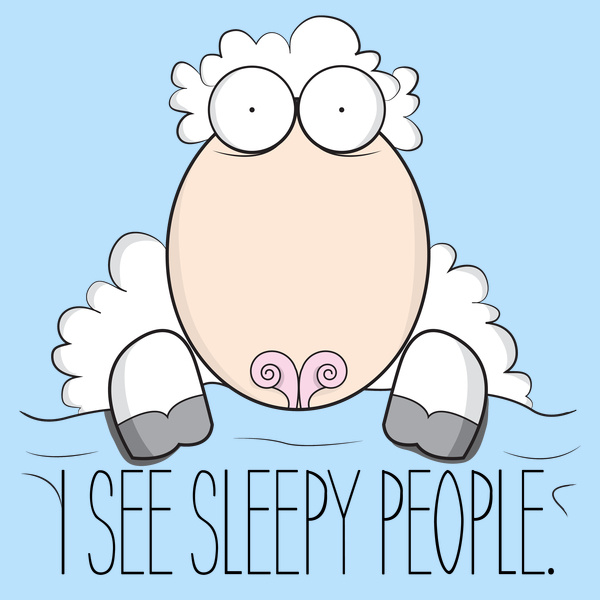 NeatoShop: I See Sleepy People