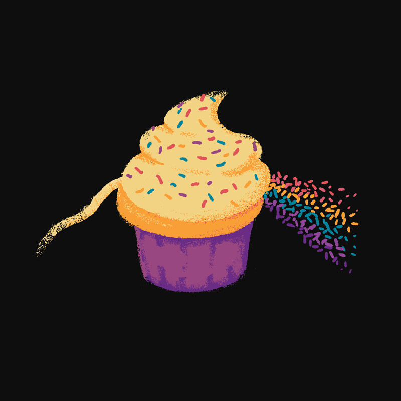Wear Viral: Dark Side of the Frosting