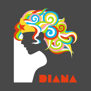 TeePublic: My friends call me Diana (Wonder Woman)