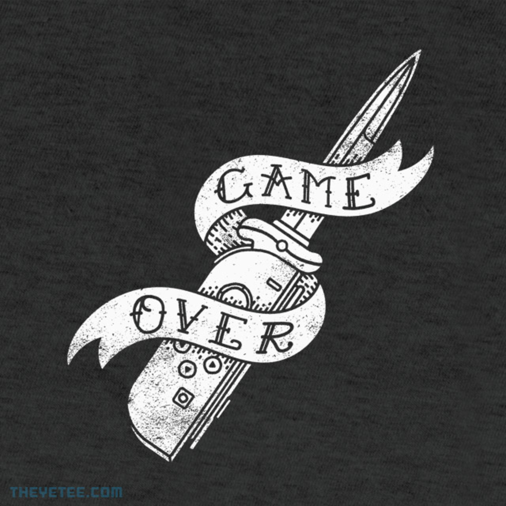 The Yetee: SWITCH BLADE