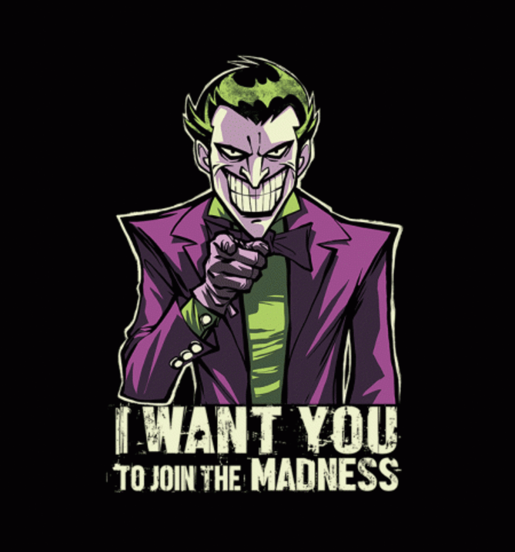BustedTees: Madness Wants You!