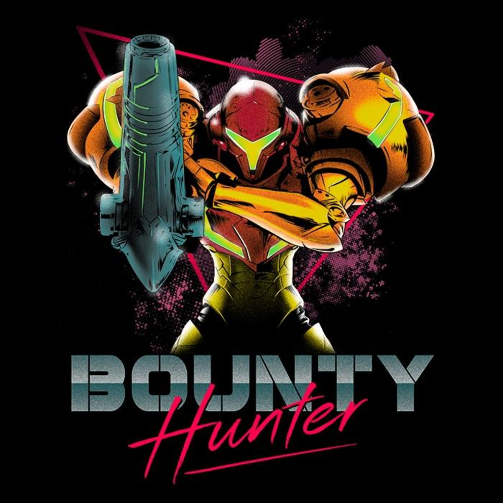 Once Upon a Tee: Vintage Bounty Hunter