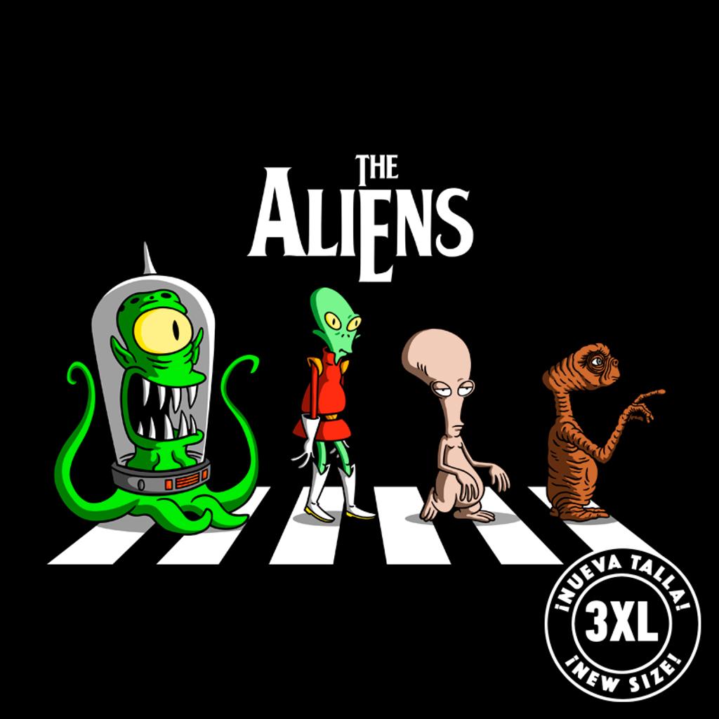 Pampling: Aliens on Abbey Road