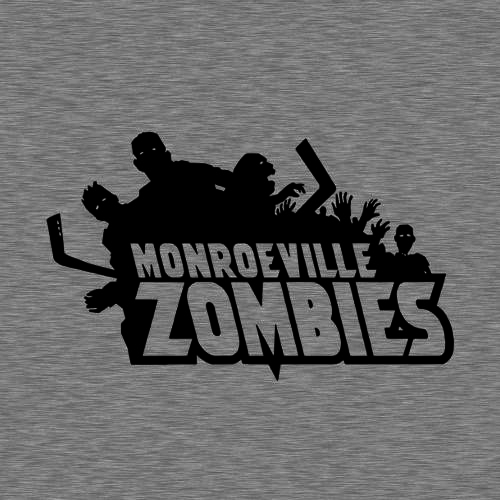 Five Finger Tees: Monroeville Zombies T-Shirt