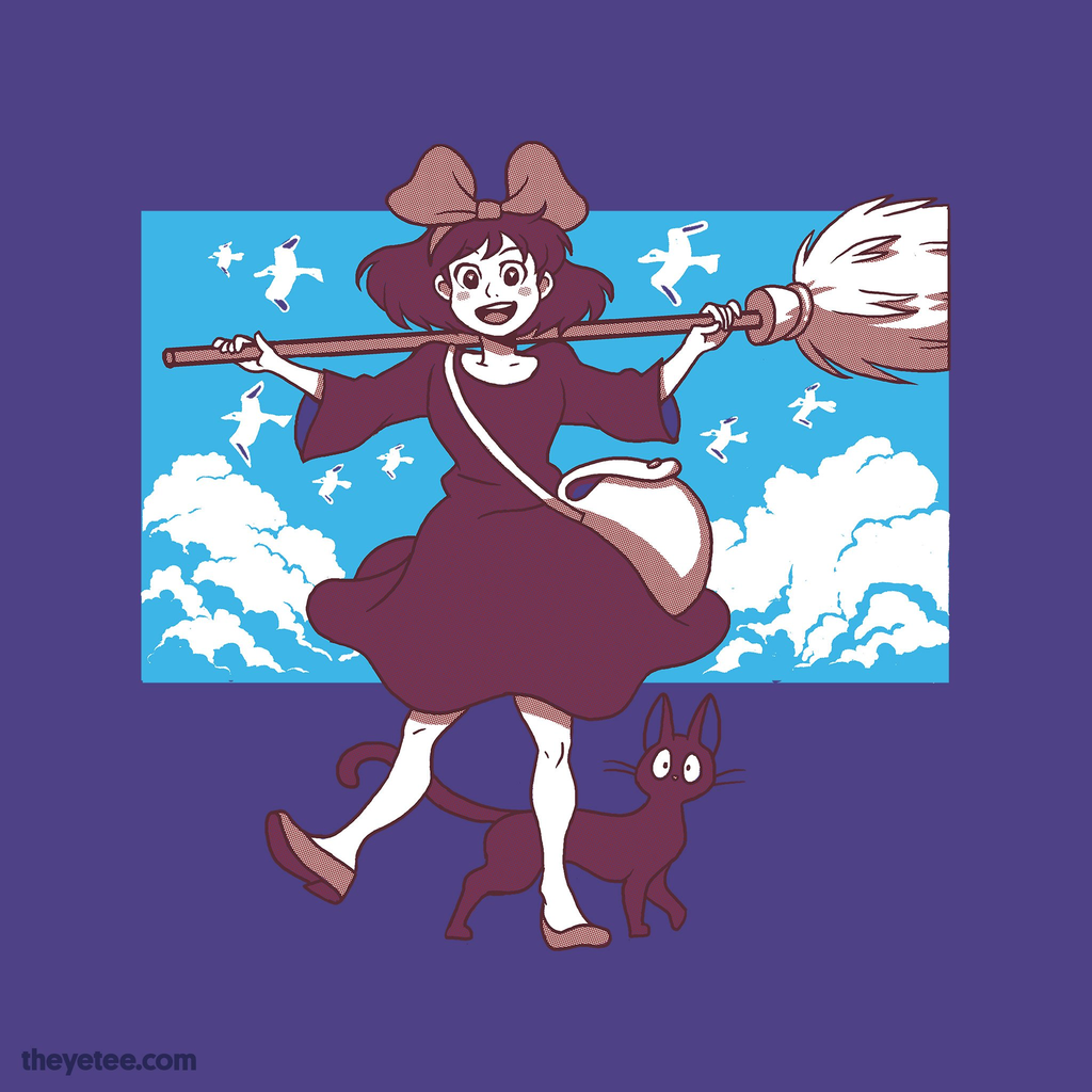 The Yetee: Witch Child