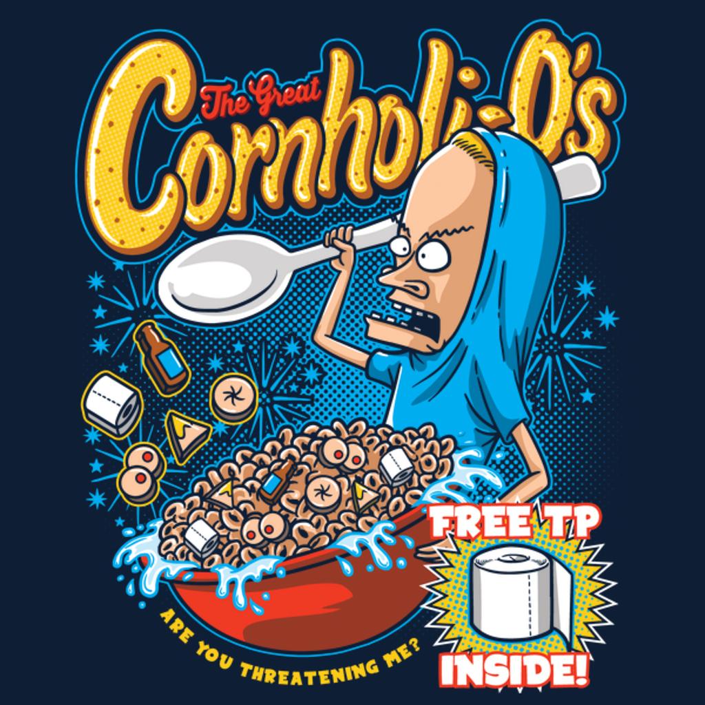 NeatoShop: Cornholio's
