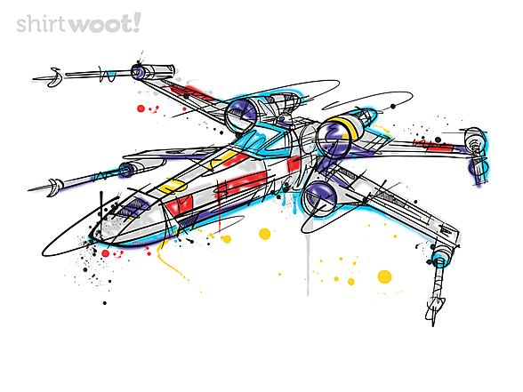 Woot!: X-Wing Pop