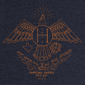 Cotton Bureau: H-town Is My Town - Houston Flood Relief