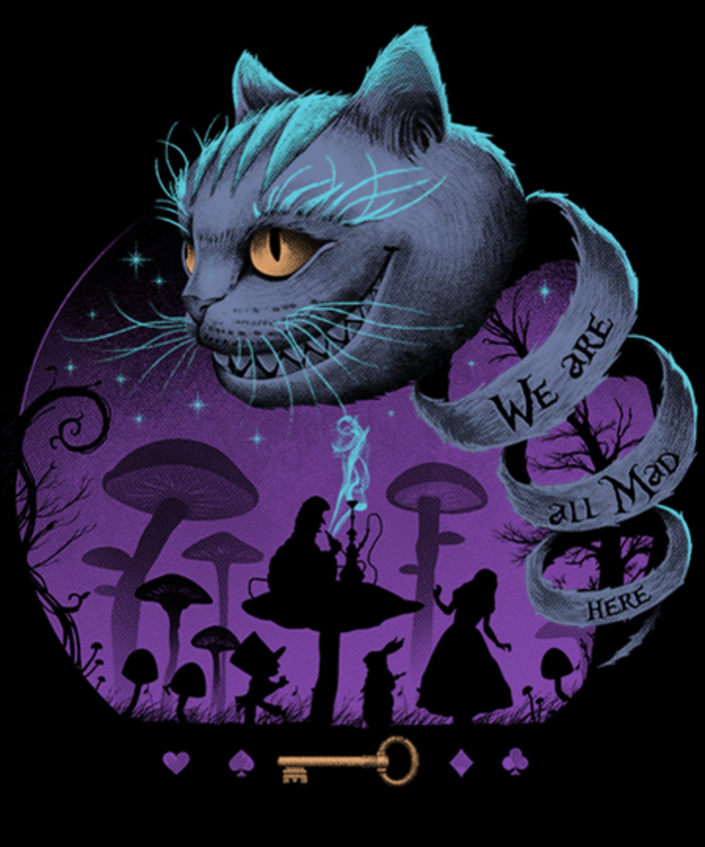Qwertee: Wonderful Madness