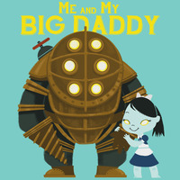GraphicLab: Me and My Big Daddy