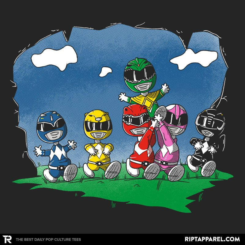 Ript: Friends of Morphin