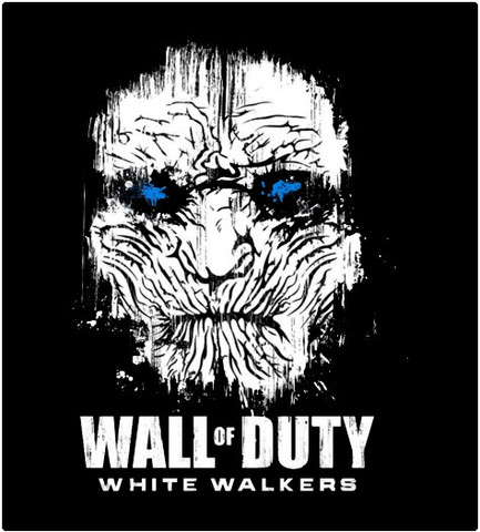 Shirt Battle: Wall Of Duty