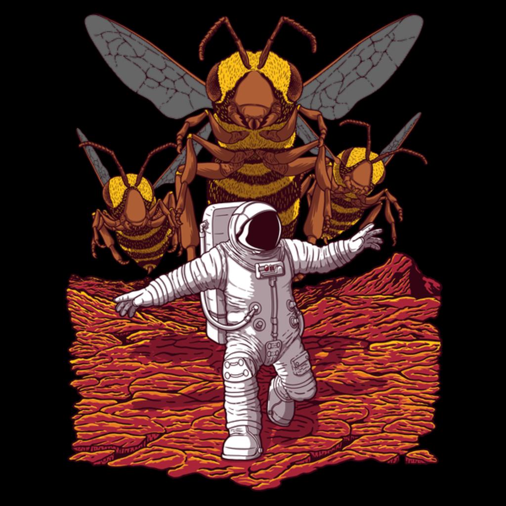 NeatoShop: Killer Bees on Mars.