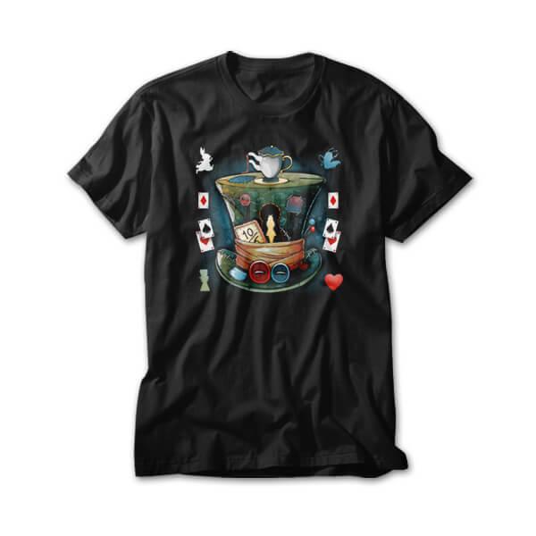OtherTees: Mad Hatter Characters