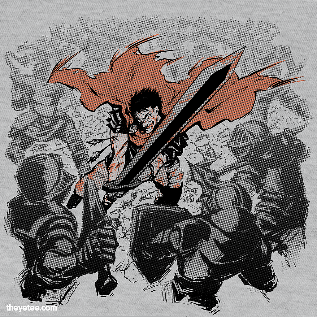 The Yetee: Mortal Forces