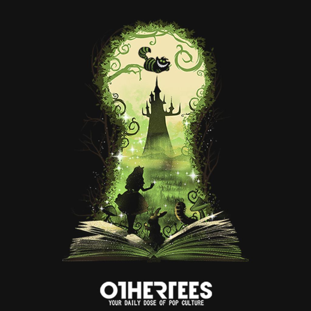 OtherTees: Book of Wonderland