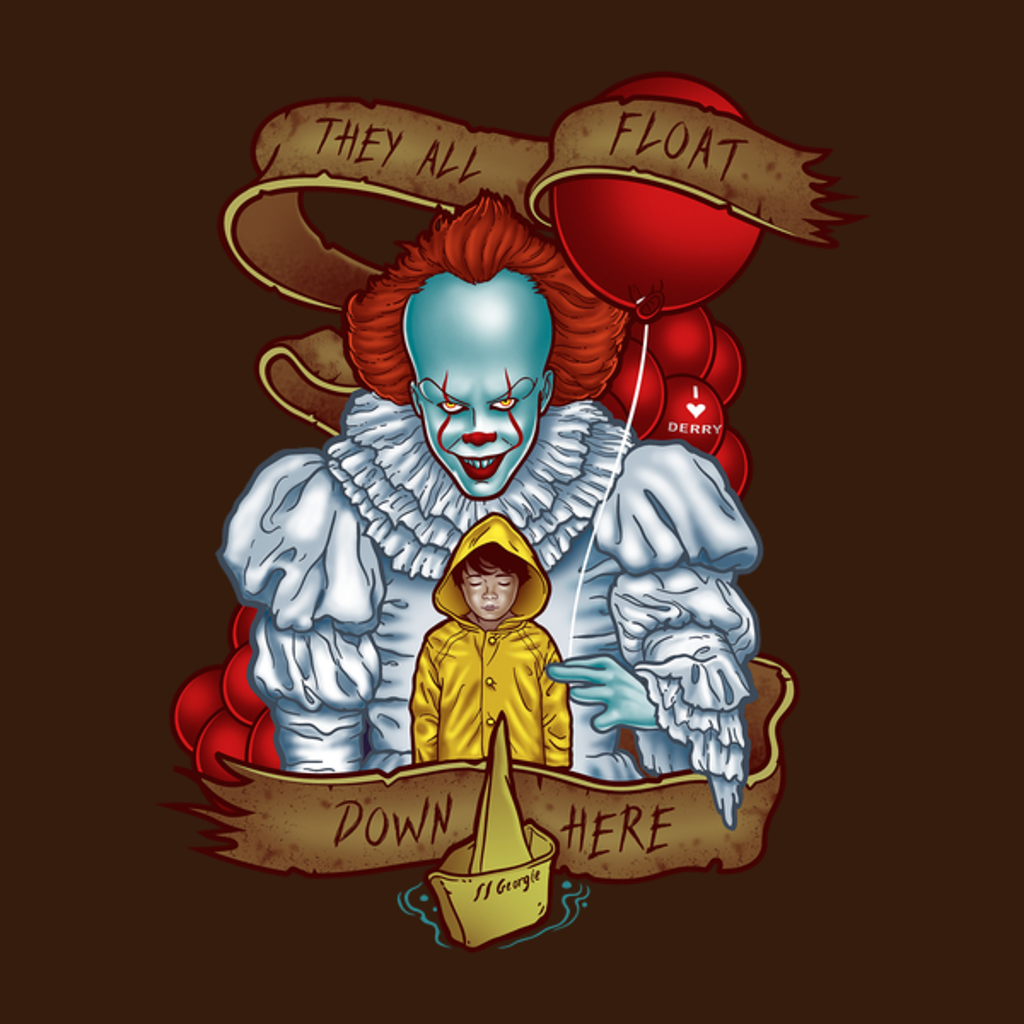 NeatoShop: They all float