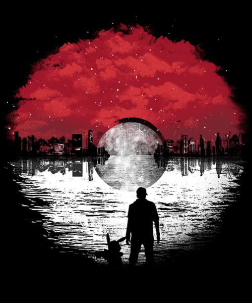 Qwertee: A World of Dreams and Adventures