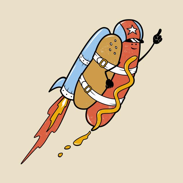 TeePublic: The Fastest Food