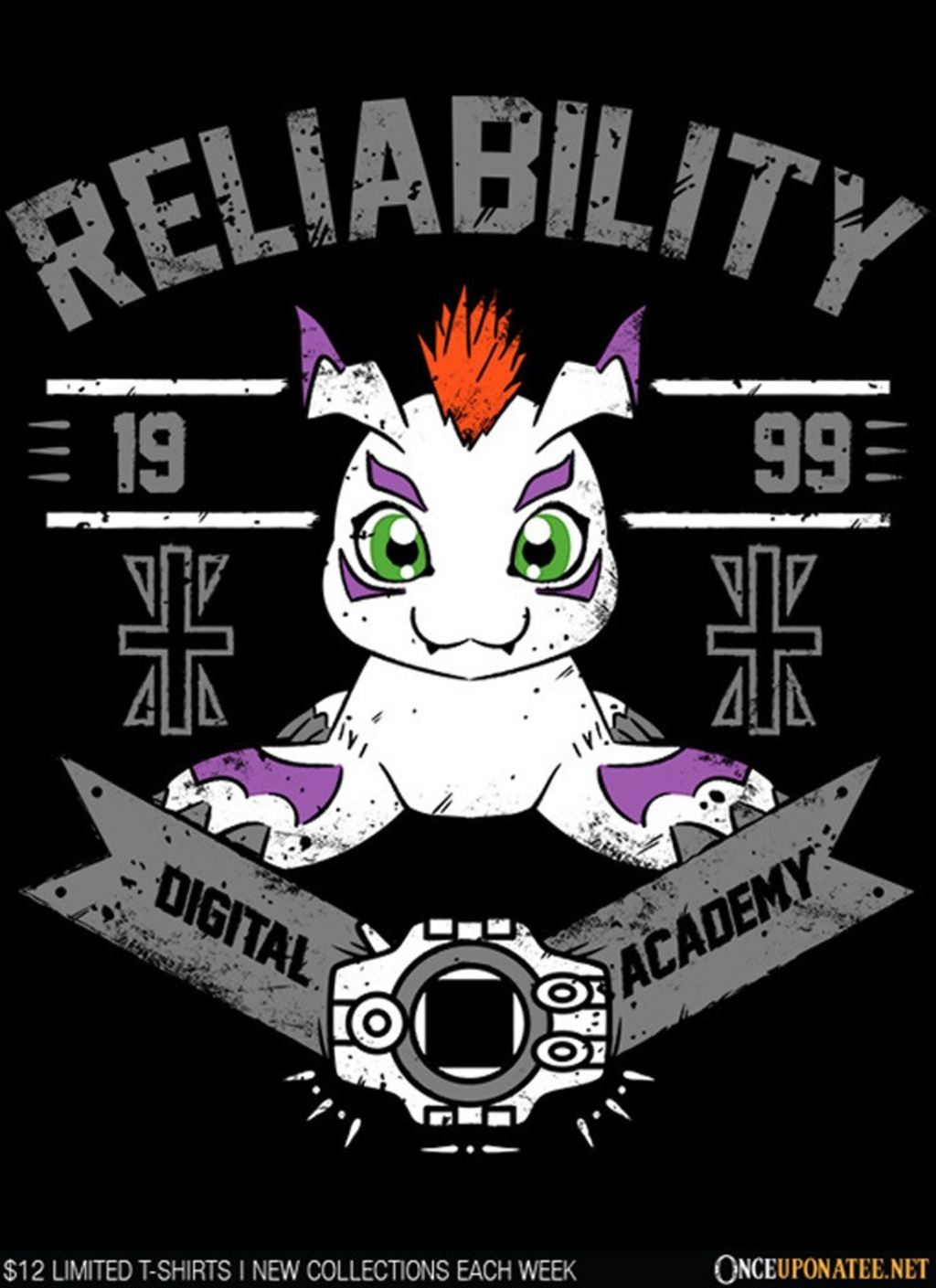 Once Upon a Tee: Reliability Academy