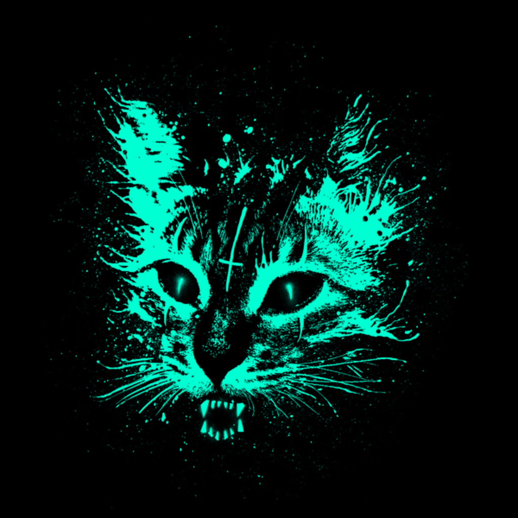 NeatoShop: Angry Cat