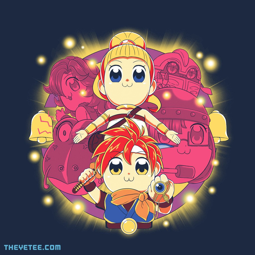 The Yetee: Epic Trigger by Coinbox Tees