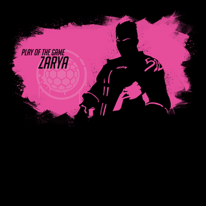 Pop-Up Tee: Zarya