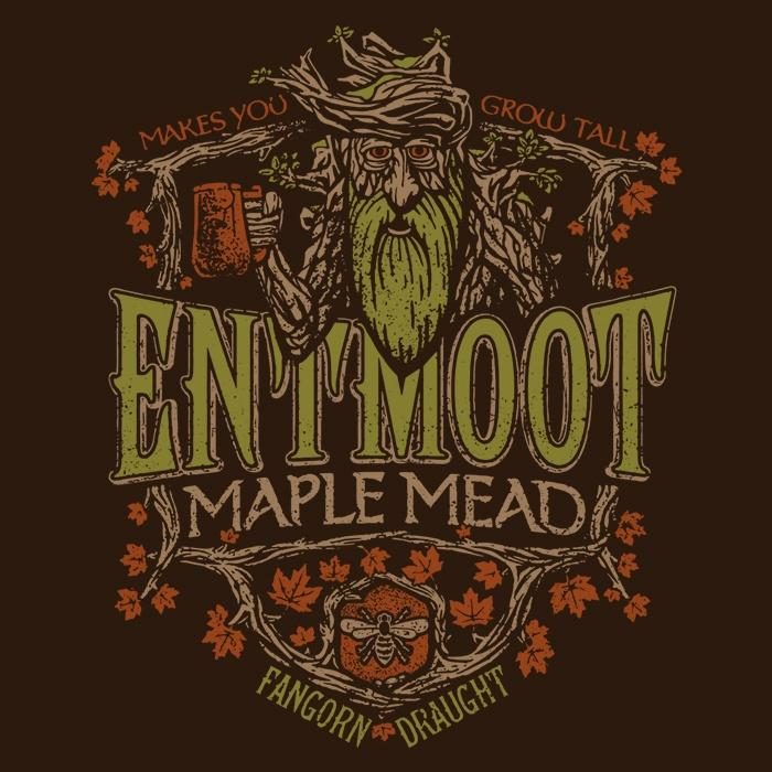 Once Upon a Tee: Entmoot Maple Mead