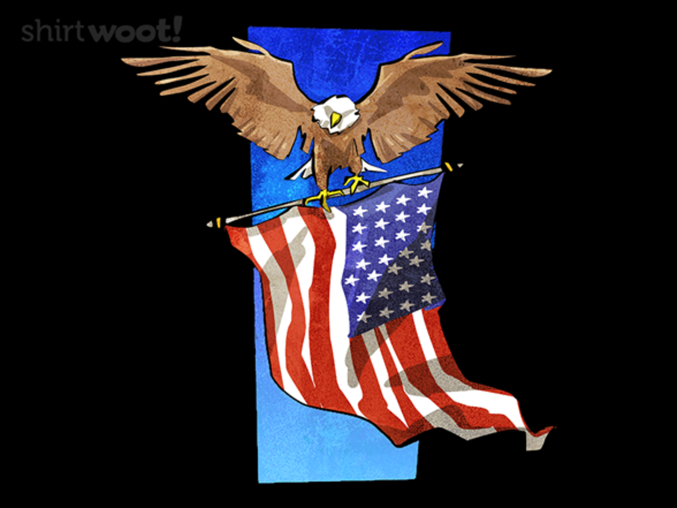Woot!: 4th of July Eagle
