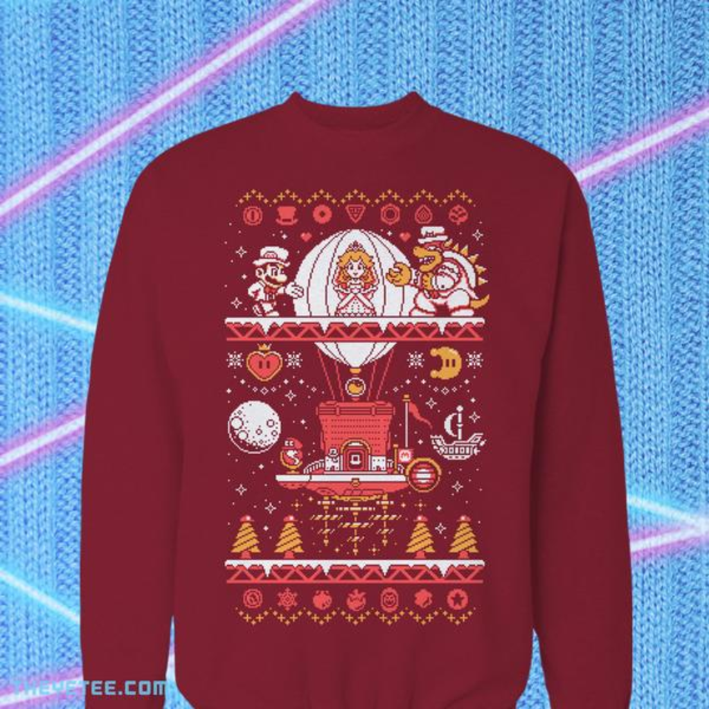 The Yetee: HOLIDAY ODYSSEY