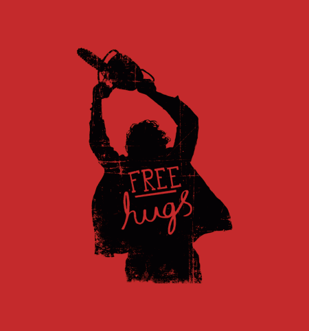 BustedTees: Free Hugs