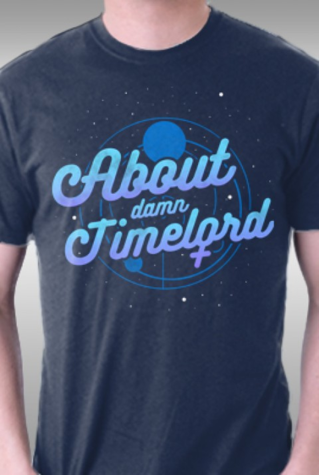 TeeFury: About Damn Timelord