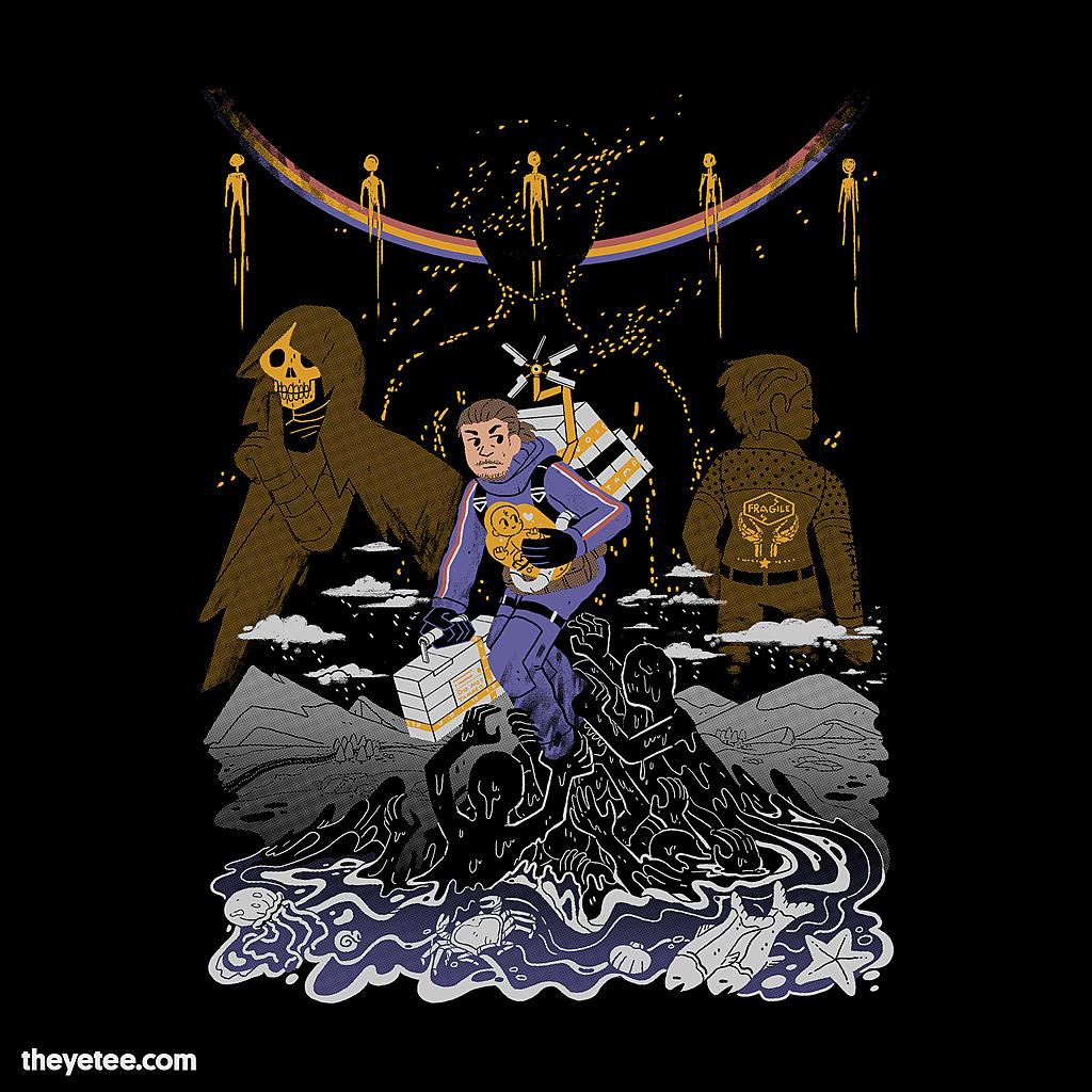 The Yetee: A Tangle of Knots