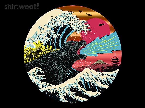 Woot!: Retro Wave Kaiju