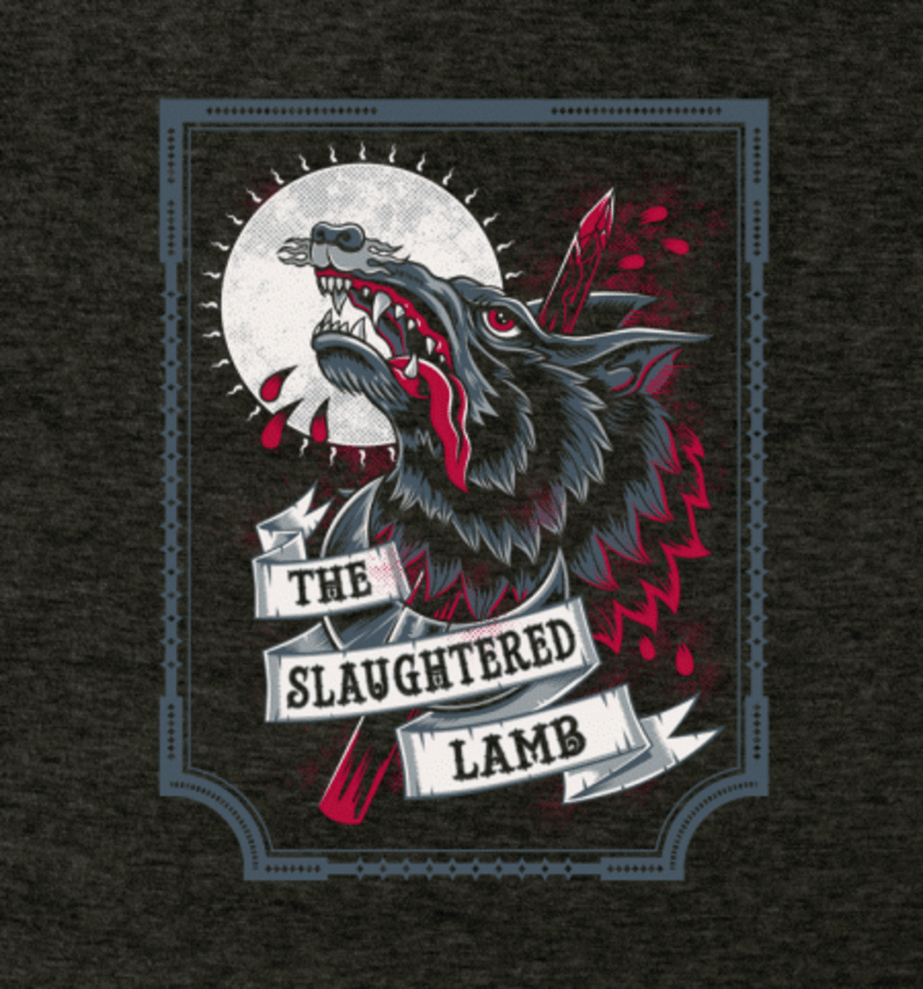 BustedTees: The Slaughtered Lamb
