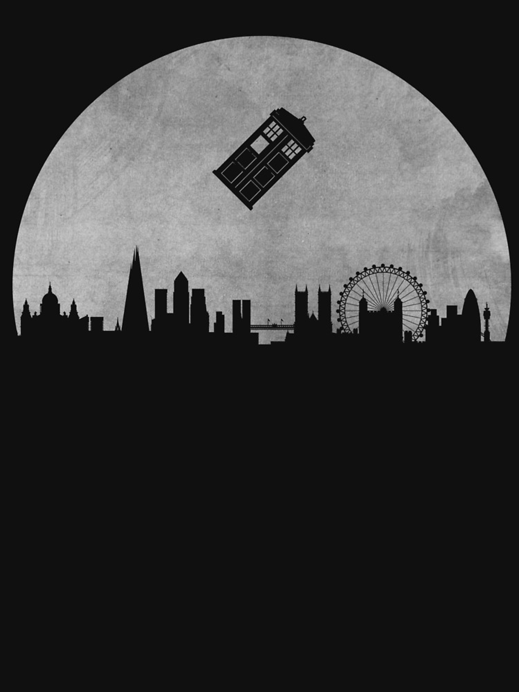 RedBubble: Doctor Who - London