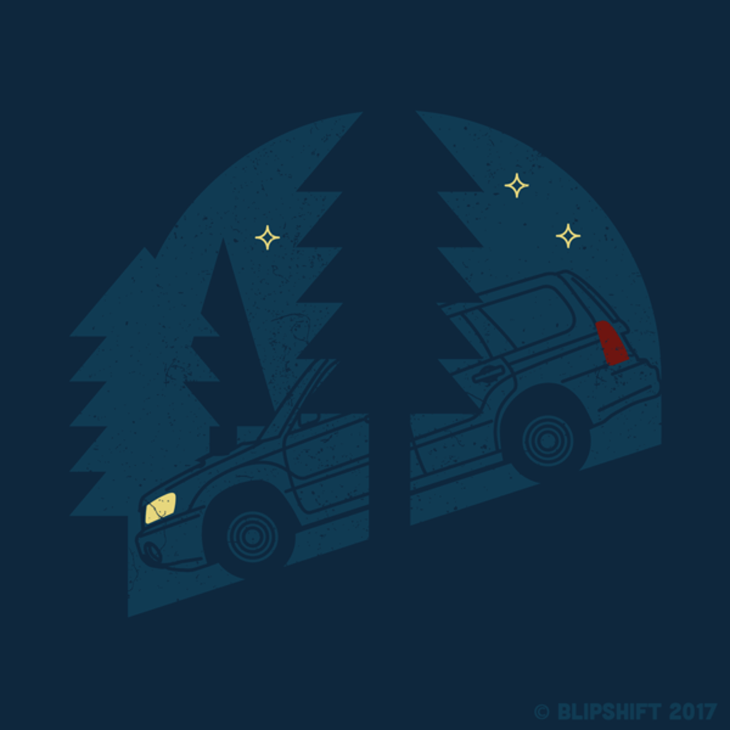 blipshift: For The Trees