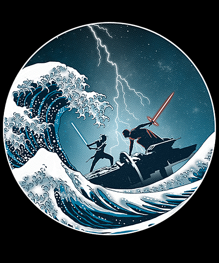 Qwertee: The great force