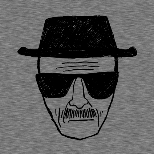 Five Finger Tees: Heisenberg