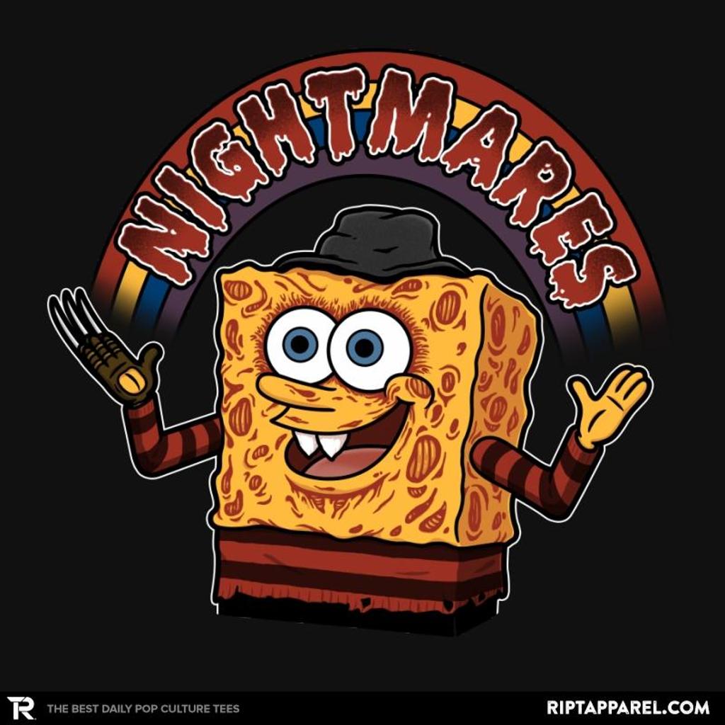 Ript: As long as we have Nightmares!