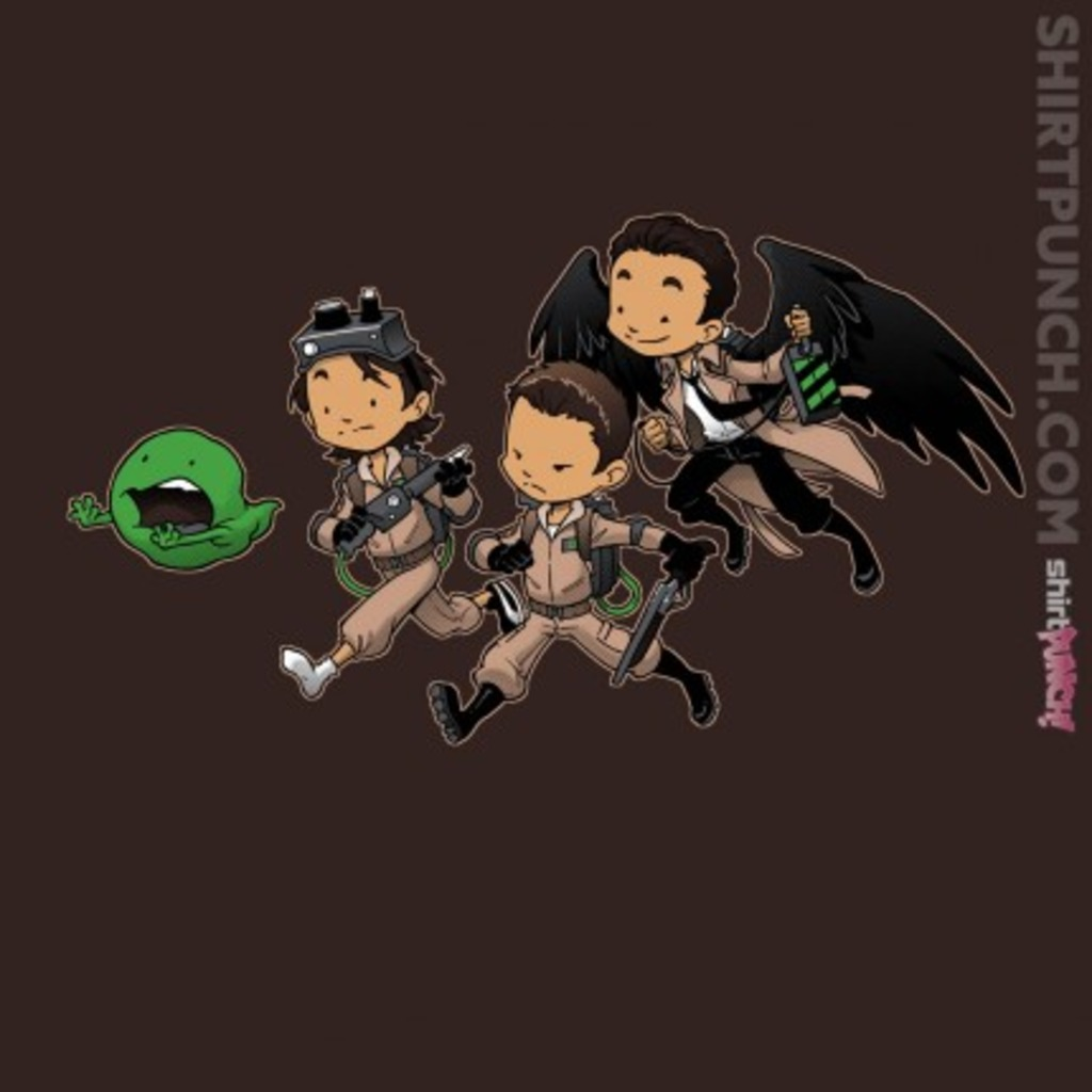 ShirtPunch: Who You Gonna Call
