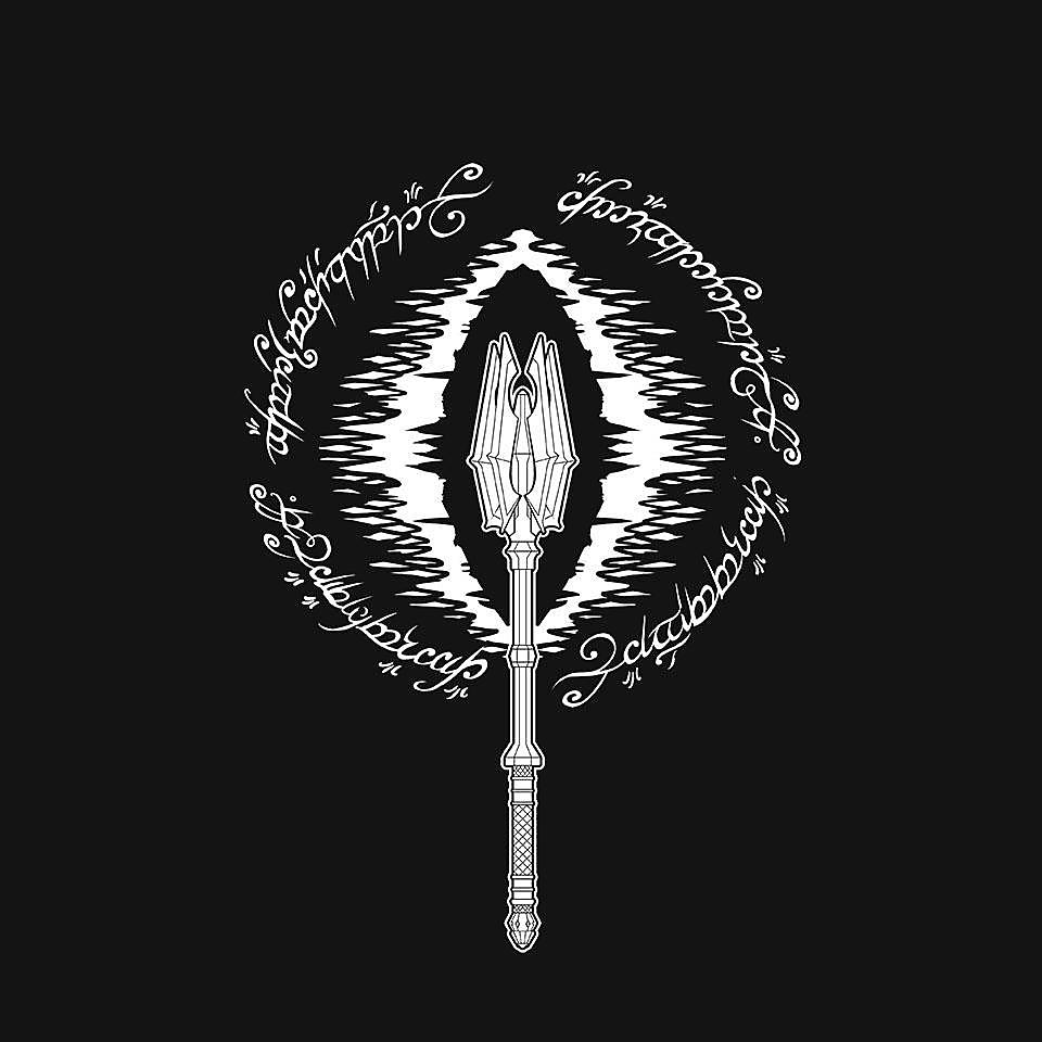TeeFury: Mace of The Dark Lord