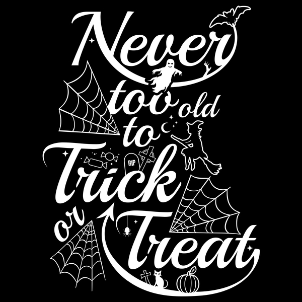 NeatoShop: Never To Old To Trick or Treat