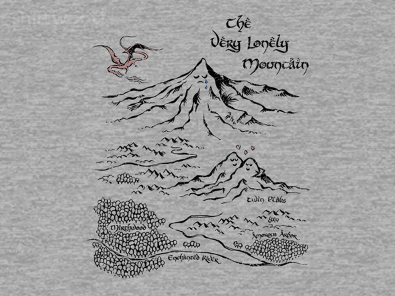 Woot!: The Very Lonely Mountain