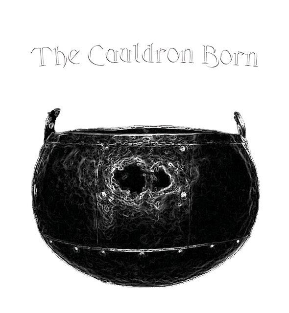 RedBubble: Cauldron Born