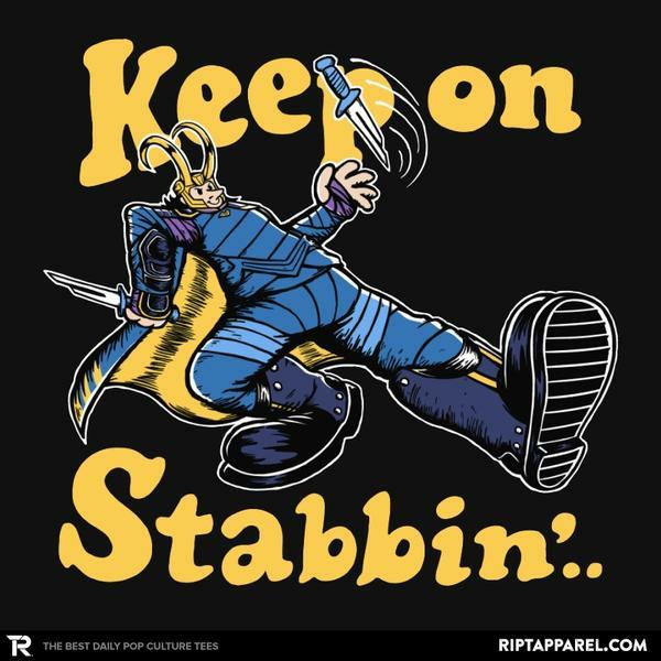 Ript: Keep On Stabbin'