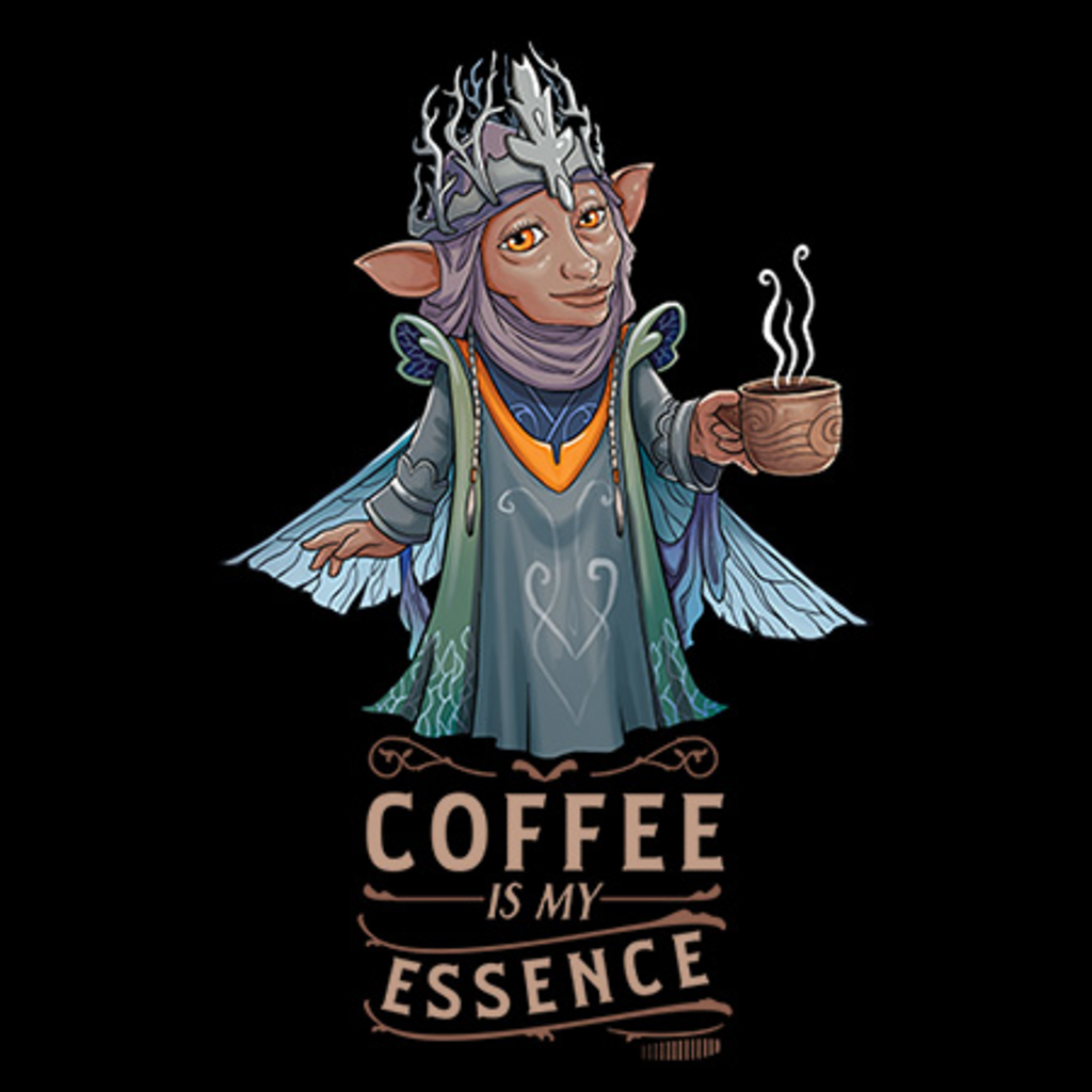 MeWicked: Coffee Is My Essence - All-Maudra - Dark Crystal