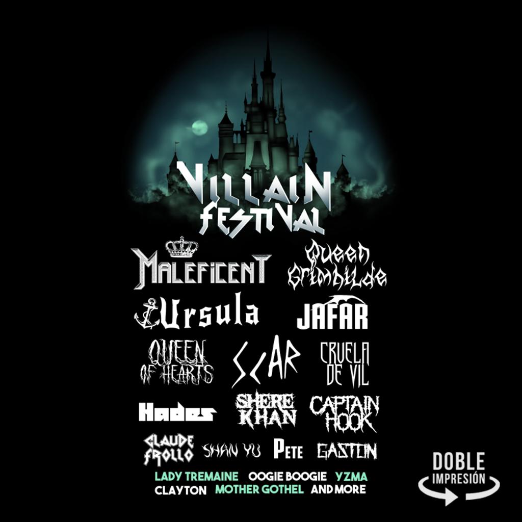 Pampling: Villain Festival